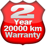2 year auto repair warranty